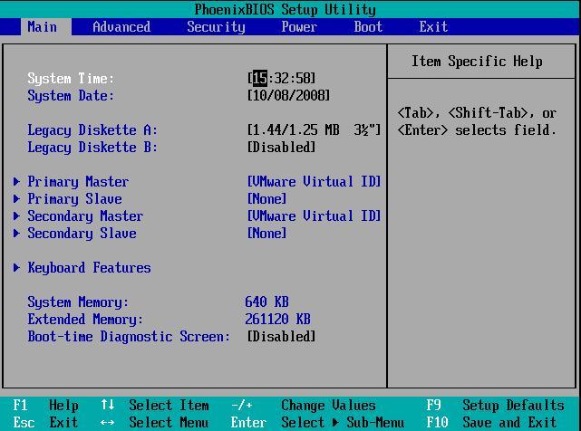 1 - BIOS