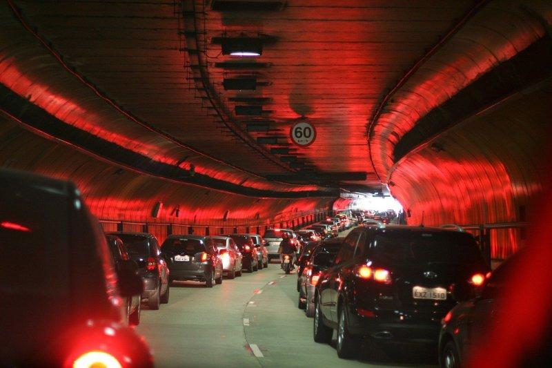 Carros segurança no transito