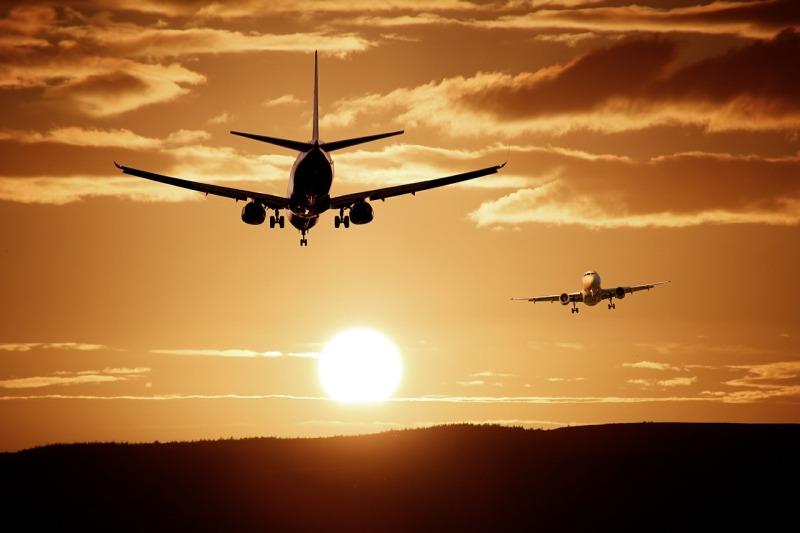 Meio de transporte mais seguro do mundo avião