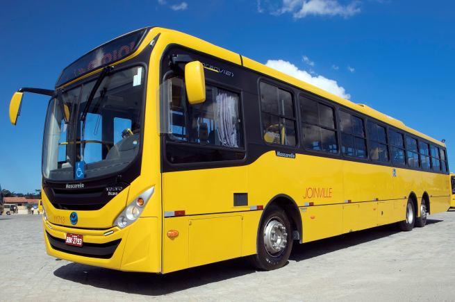 Onibus é o segundo meio de transporte mais seguro do mundo