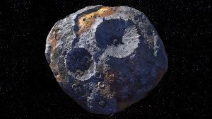 16 Psyche asteroide